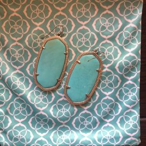 Kendra Scott 'Danielle' earrings